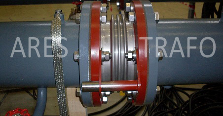 ARES TRAFO Metal expansion bellow for transformers