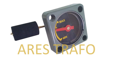 Magnetic Oil Level Indicator DIN 42569 ARES TRAFO
